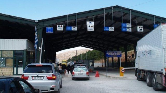 COVID-19/ Greqia nuk hap kufijtë, Kapshtica e mbyllur deri më...