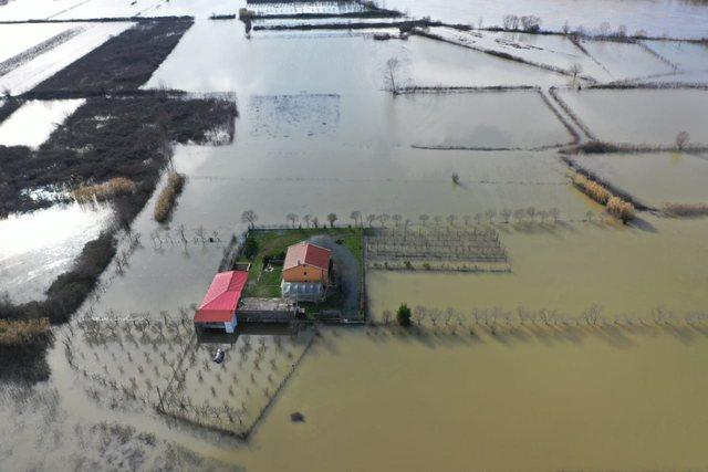 Rikthehen reshjet/ Bashkia Shkodër: 738 ha tokë nën ujë,