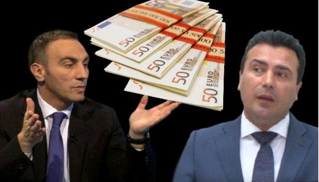 Zoran Zaev publikon rrogat e qeverisë së tij: Paguhen më pak se