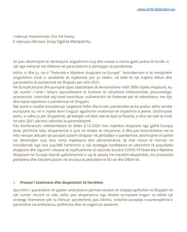 Alarmi i mjekëve shqiptarë në Europë: Pacientët në