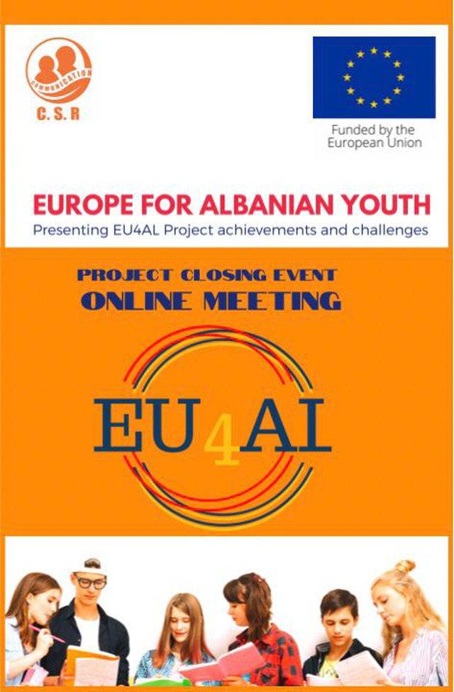 Rinia shqiptare, etje për projekte të BE-së