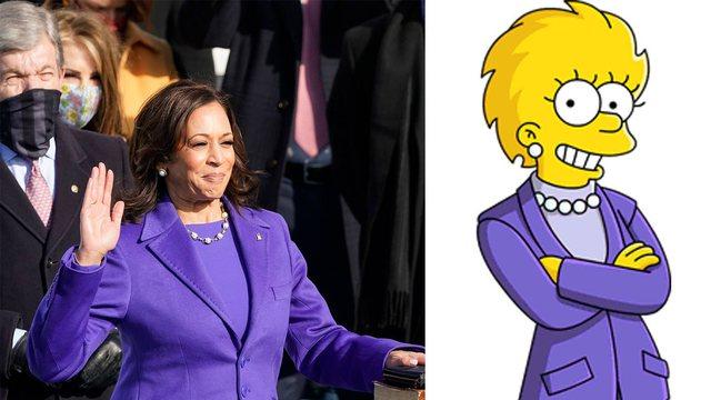 """""""The Simpsons"""" godasin sërish/ Si e parashikuan veshjen e"""