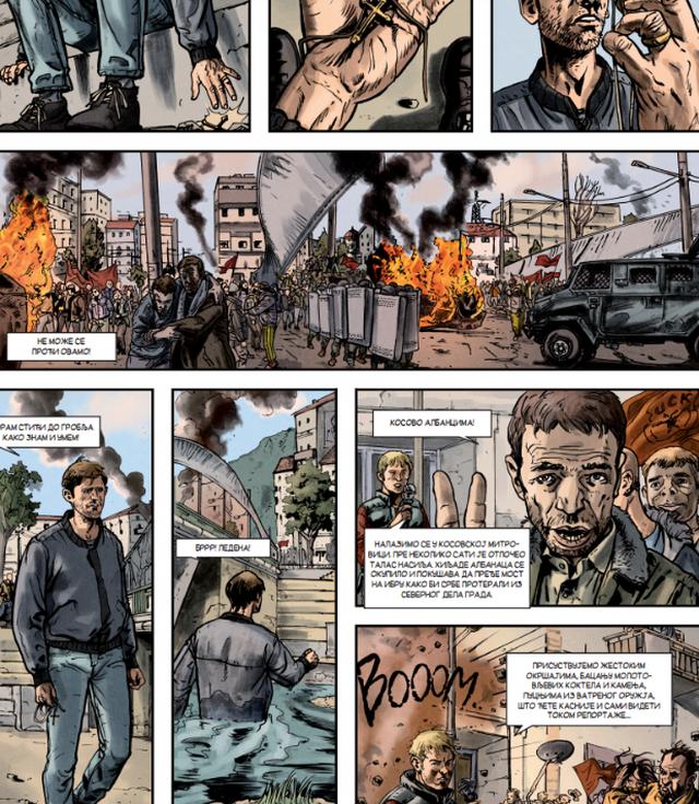 Serbët, ofensivë propagande në Perëndim: Publikojnë