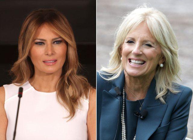 Komplimentoi Jill Biden, por ofendoi Melania Trump, aktori i famshëm
