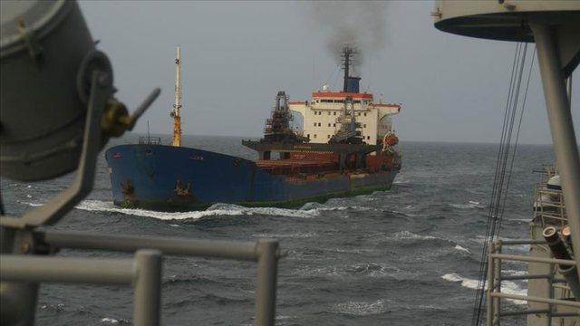 Piratët rrëmbyen anijen turke të mallrave pranë