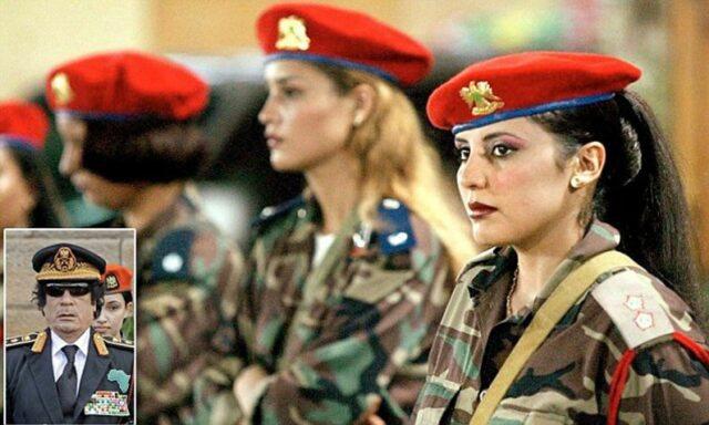 'Haremi i Gaddafit'/ Zbulohen orgjitë e diktatorit; si