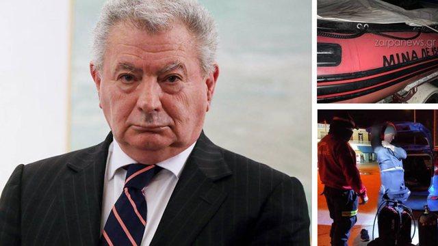 Historia e ish-ministrit grek/ U arratis nga burgu dhe erdhi me not nga Korfuzi