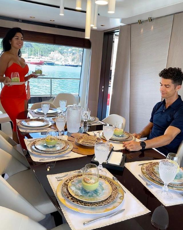 Super romantik, Georgina zbulon surprizën që i bëri Ronaldo