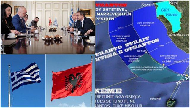 Pakti detar mes Shqipërisë dhe Greqisë, media turke zbulon: Dy