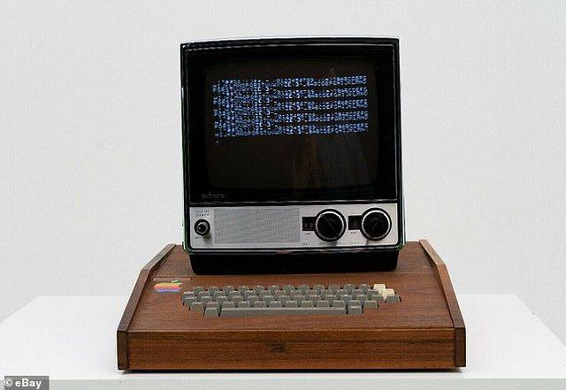 Kompjuteri 45-vjeçar që mund të shitet për mbi 1.5 mln