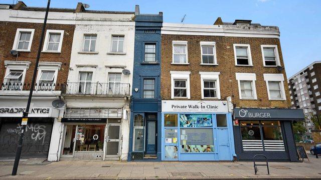 """FOTO/ Brenda """"shtëpisë jaht"""" në Londër që"""