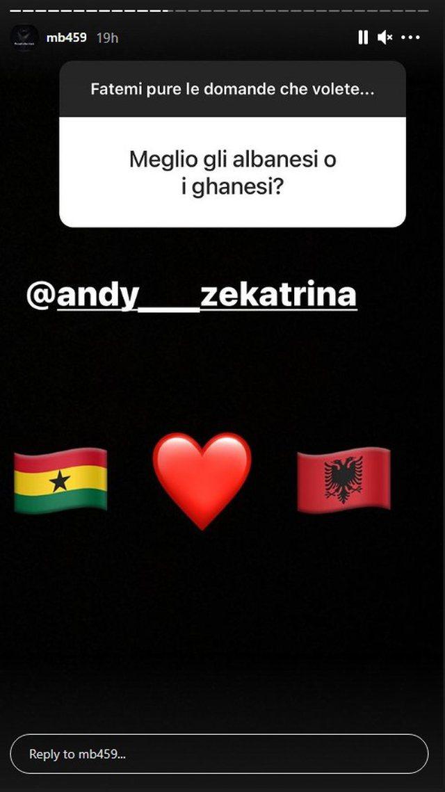 Më të mirë shqiptarët apo...? Balotelli i befason të