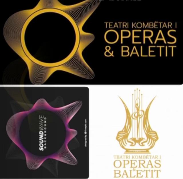Logo e re e Teatrit të Operas dhe Baletit është plagjiaturë,