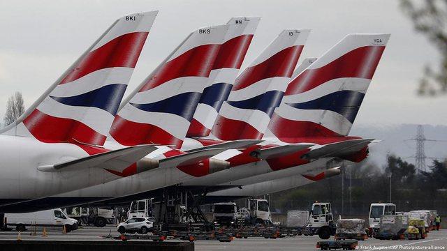 Frika nga Covid/ Fluturimet me Anglinë të pezulluara në një