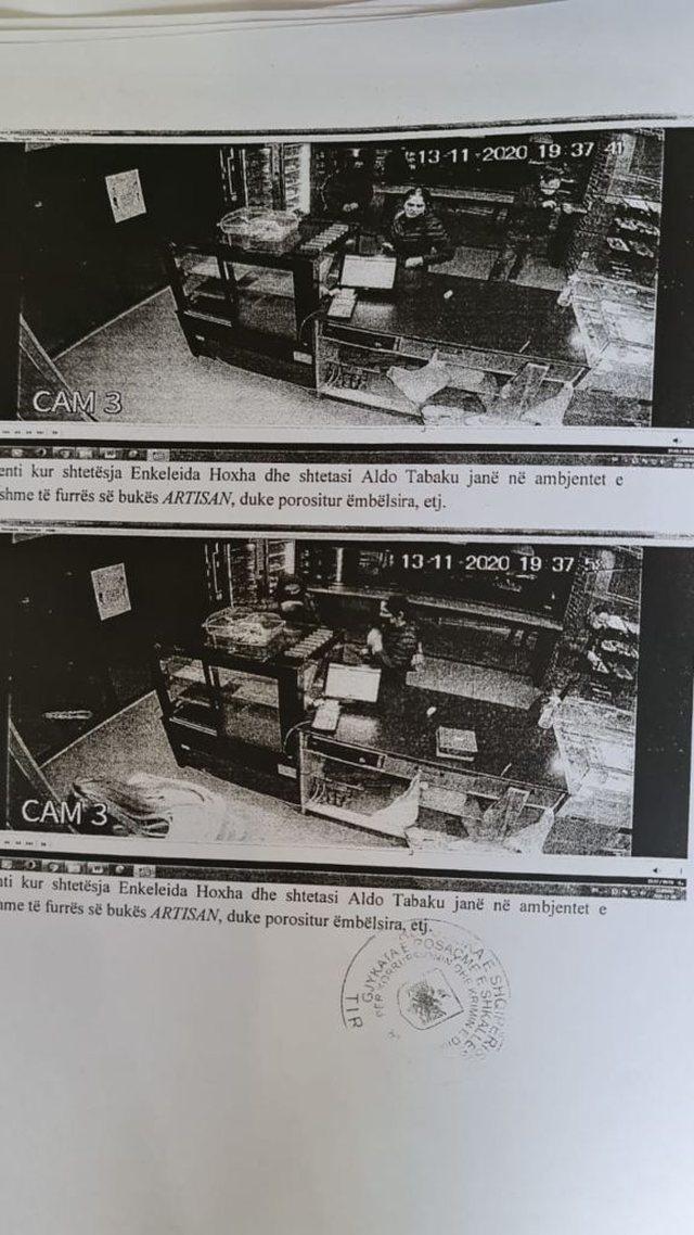 Arrestimet në Gjykatën e Krujës/ Dalin fotografitë e