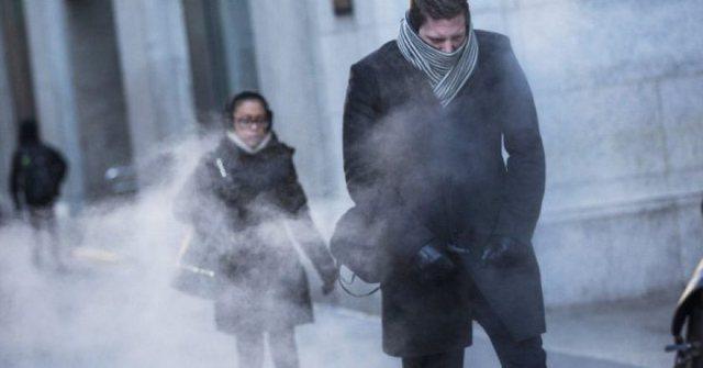 Reshje shiu, dëborë dhe temperatura nën zero, acari