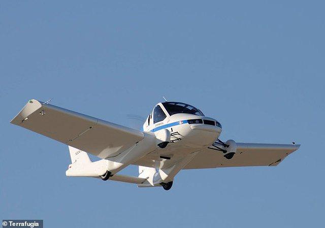 E ardhmja/ Prodhohet makina e parë fluturuese, shoferët do të