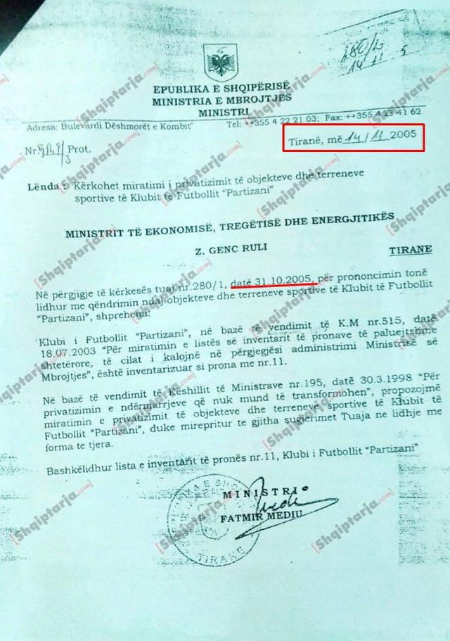 Dokumentet e reja /Duart e familjes Berisha mbi 'Kompleksin