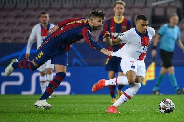 Mbappe shkatërron Barcelonën, Koeman i pa shpresë: Pak gjasa