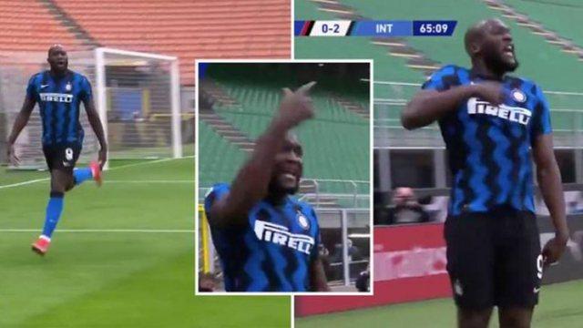 Nuk i del inati me Ibrahimovic/ Lukaku thumbon suedezin me festimin pas golit: