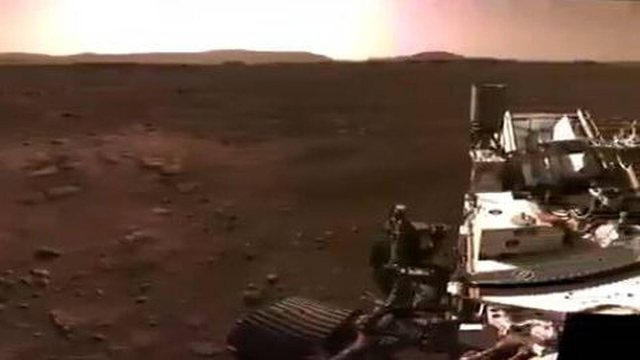 Imazhe mbresëlënëse/ NASA publikon foto me ngjyra të