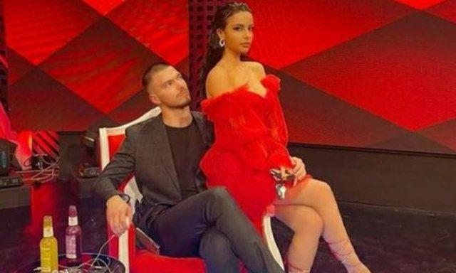Jasmina e Për'puthen pranon publikisht se dashuron...(FOTO)