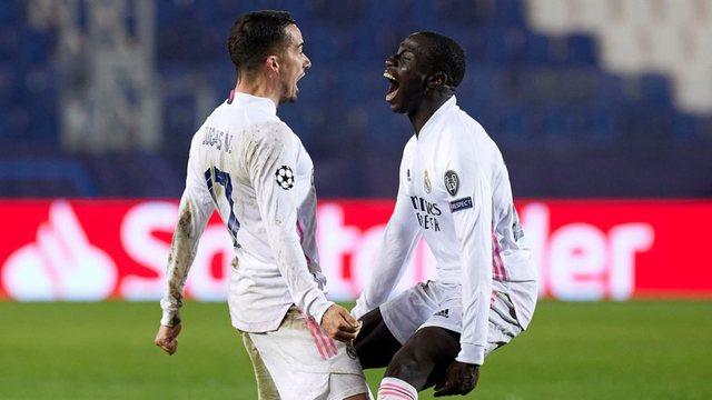 Atalanta e Gjimshitit bie 4 minutat e fundit me Realin, Manchester City merr
