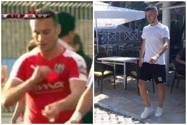 I grisi kartonin gjyqtarit, ja sa u dënua futbollisti shqiptar