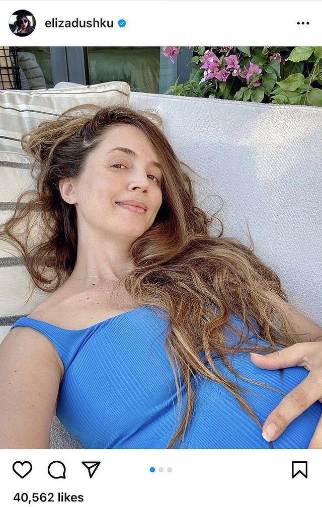 Daily Mail shkruan për aktoren e famshme shqiptare: Gati të lindë