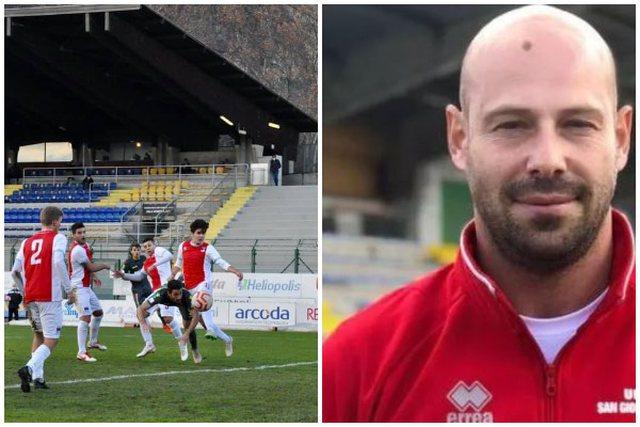 """Shqiptar m***!""/ U tregua racist ndaj lojtarit, trajneri italian e"