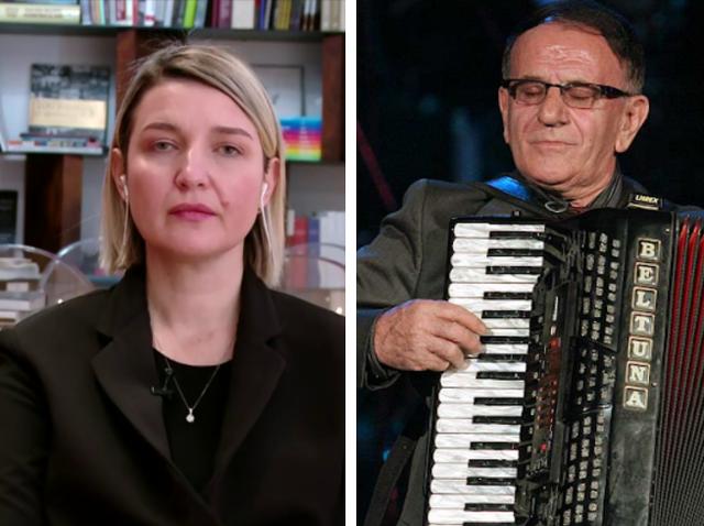 Ndarja nga jeta e Agim Krajkës/ Ministrja e Kulturës: