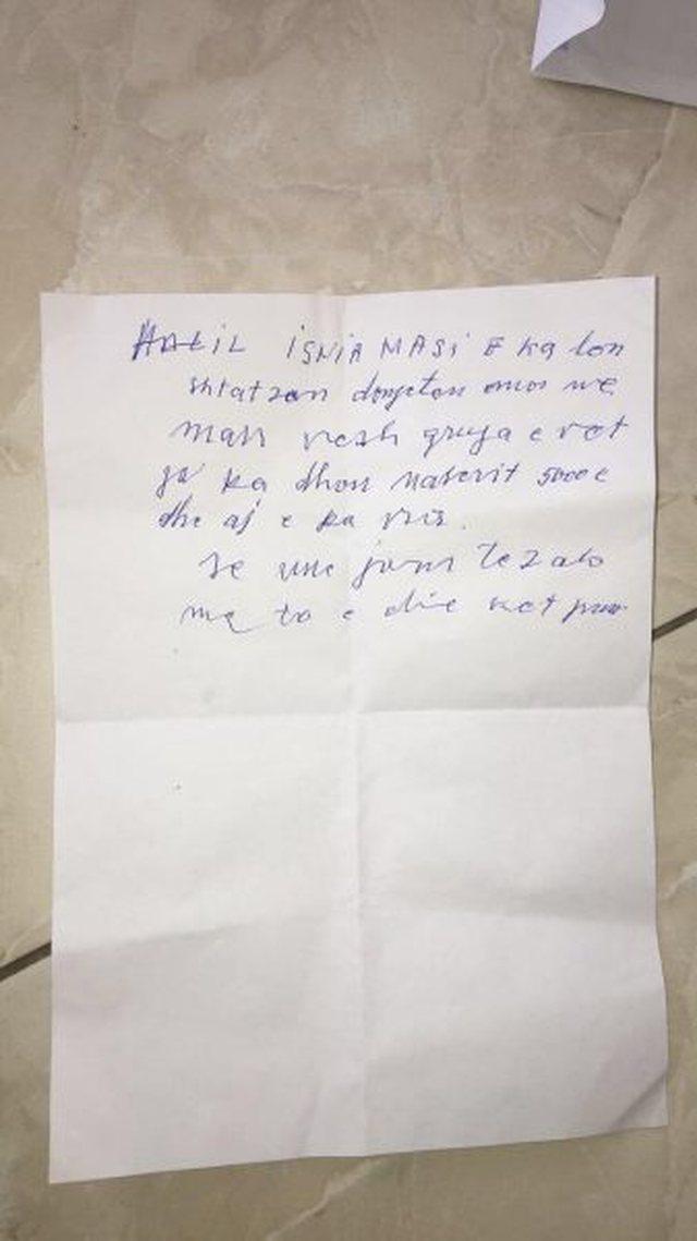 I afërmi e vrau për 5 mijë euro/ Letra anonime tregon të