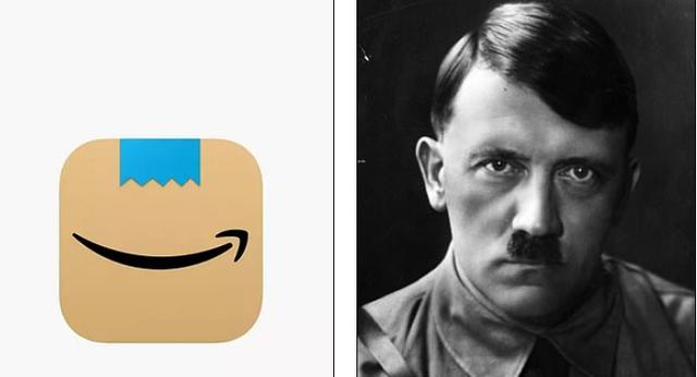 """""""Duket si versioni i animuar i Hitlerit"""", Amazon ndryshon logon pas"""