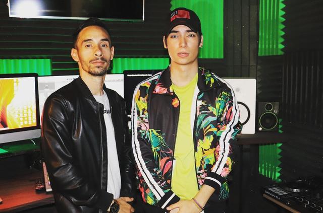 Dy vëllezërit shkodranë krijuan labelin muzikor në Itali,