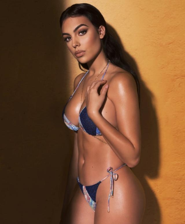 Mbresëlënëse/ Georgina Rodriguez mahnit me trupin perfekt në