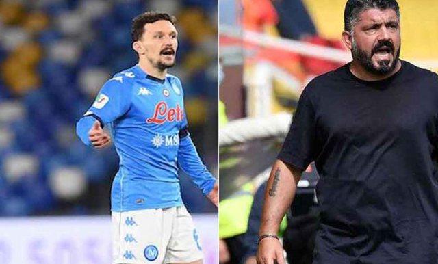 Çfarë po ndodh të Napoli? Gattuso përjashton nga