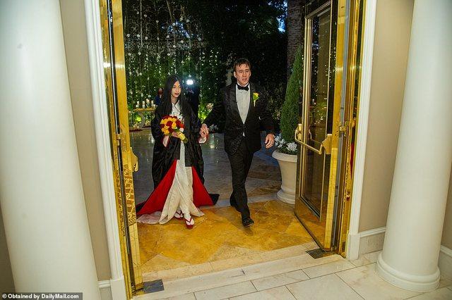 Aktori i famshëm martohet për herë të pestë, nusja