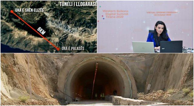 Tuneli i Llogarasë, fituesi pranë shpalljes, firma Gjoka në