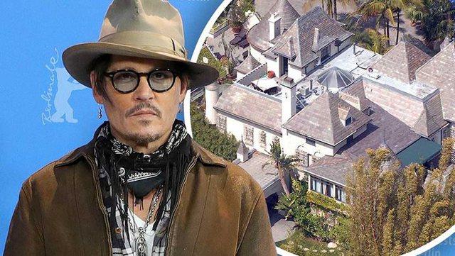 E pabesueshme/ Hajduti futet në shtëpinë e Johnny Depp, bën