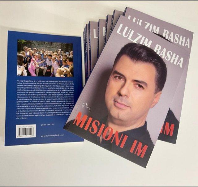 """""""Në librin e Lulzim Bashës 'Misioni im', shitja e detit"""