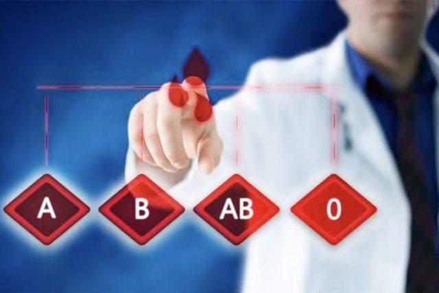 Grupi i gjakut/ Ja çfarë tregon për shëndetin, ushqimet