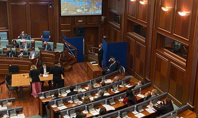 Agim Veliu e Avdullah Hoti refuzojnë Vjosa Osmanin, kandidatja për