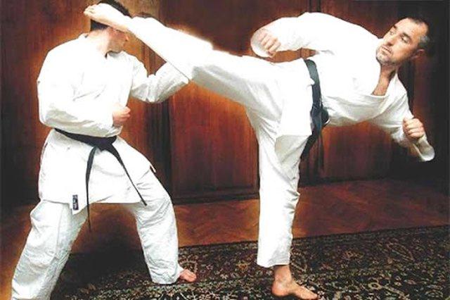 Kampion në karate dhe truprojë i ish-udhëheqësit komunist,