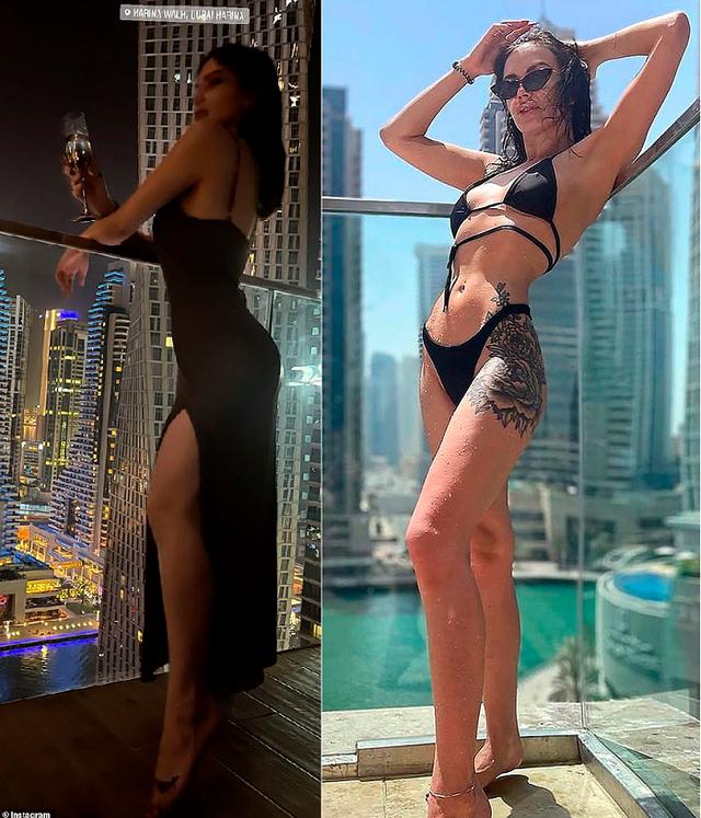 Identifikohen modelet e skandalit në Dubai, si u zbuluan prej tatuazheve