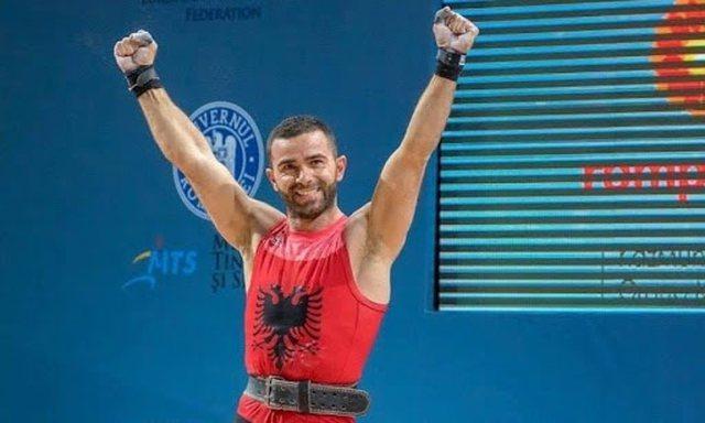 Shqipëria me dy medalje në Europian/ Briken Calja fiton bronz në