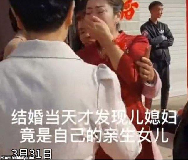 Në dasmën e djalit, nëna zbulon që nusja ishte vajza e saj e