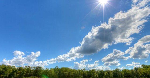 Dita nis me diell por temperaturat mbeten të ulëta, ky është