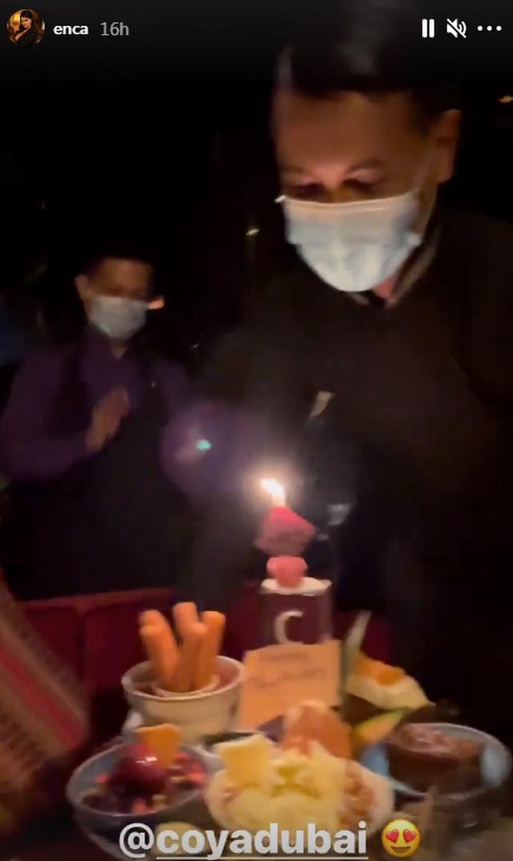 Nuk është ditëlindja e saj! Por Enca merr surprizën e bukur
