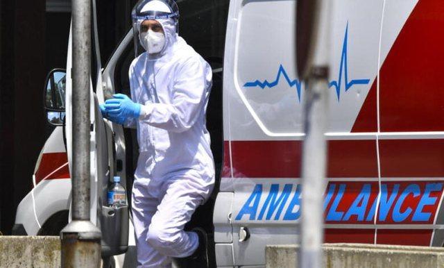 Covid në Maqedoninë e Veriut, 35 viktima dhe 1 163 persona të