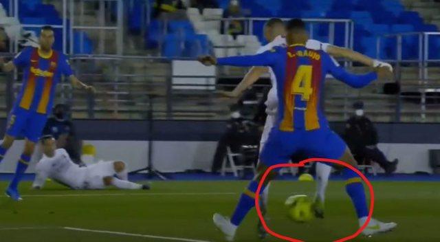 """VIDEO/ Benzema shokon Barcelonën, hap me një gol spektakolar """"El"""